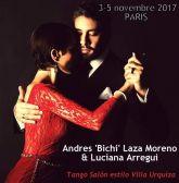 Andres Laza Moreno et Luciana Arregui