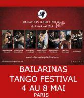 Bailarinas Tango Festival 2018