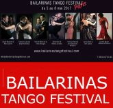 Bailarinas Tango Festival Paris