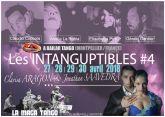 Clarisa Aragon y Jonathan Saavedra Les Intanguptibles 4
