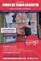 Cours de Mordida de Tango