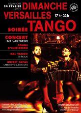 Dimanche Versailles tango