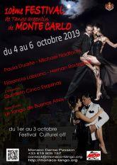 Festival Tango Argentin Monte Carlo