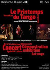 Le Printemps du Tango