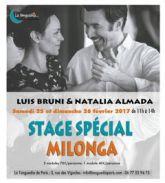 Luis Bruni et Natalia Almada