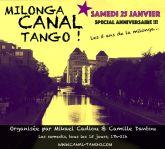 Milonga Canal Tango