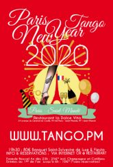 Paris Tango New Year