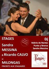 Sandra Messina et Ricardo Calvo