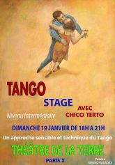 Tango Argentin Avec Chico Terto