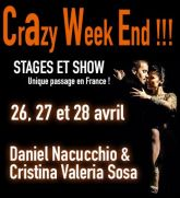 Tango Crazy Week End
