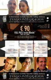 Tango Integracion Bastien et Solene