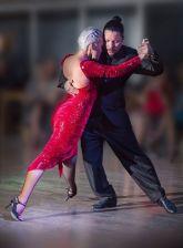 Victoria Laverde et Oscar Beltran